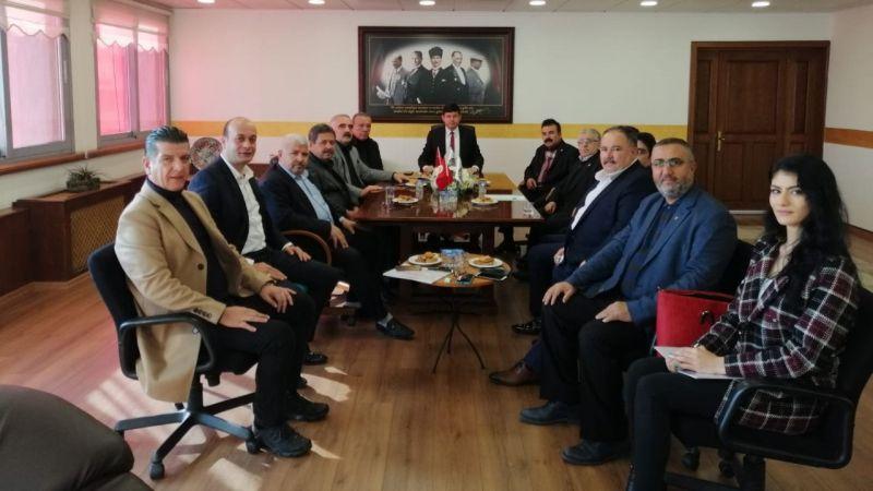 Başkan Özcan Nazilli esnafına çağrıda bulundu