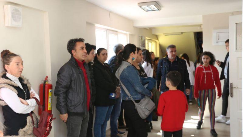 EFESEM'de Bursluluk Sınavı Heyecanı