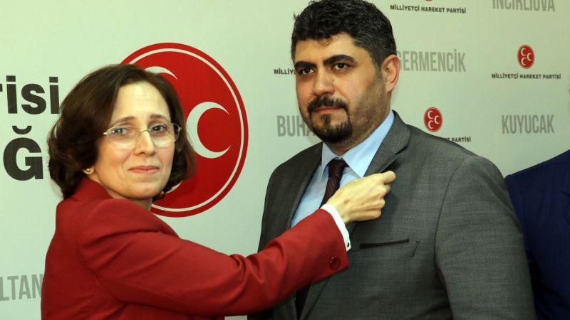 MHP'li Depboylu, koronavirüs tedbirleri için Sağlık Bakanı Koca'yı kutladı: