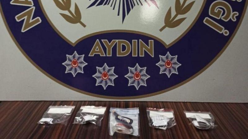 Nazilli polisi uyuşturucuya savaş açtı