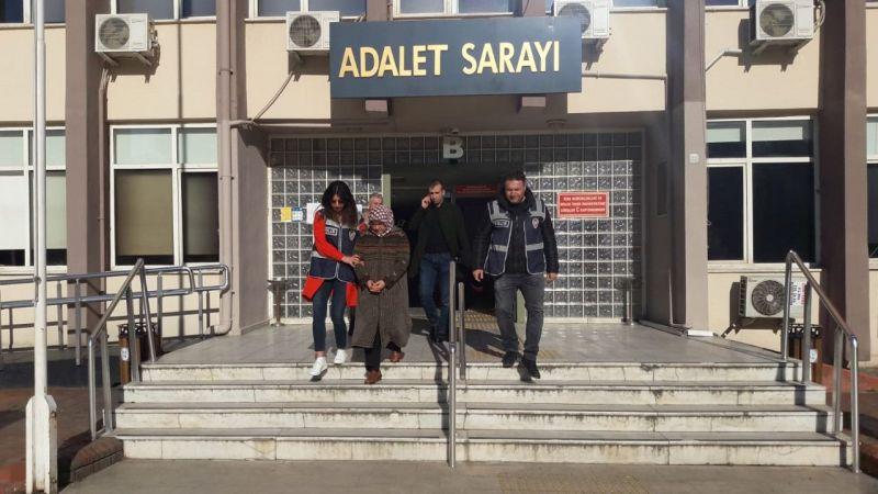 Aydın'da FETÖ üyeliğinden yakalanan çift tutuklandı