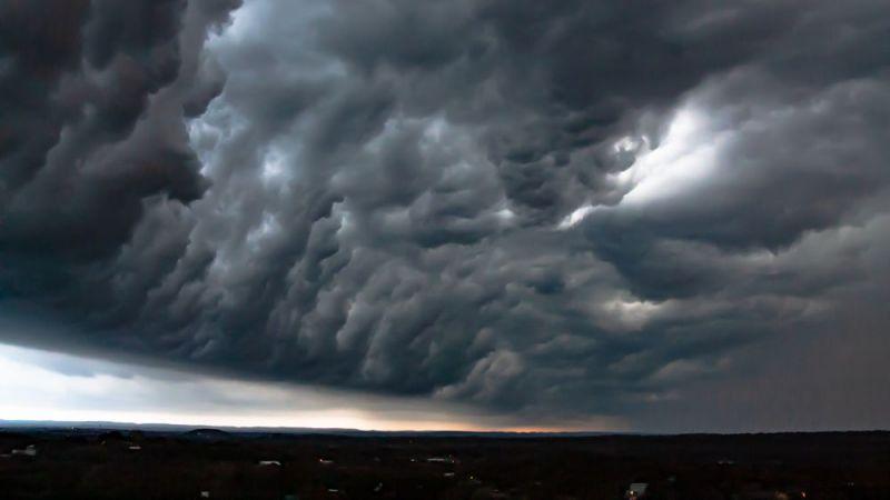 Meteorolojiden fırtına ve zirai don uyarısı