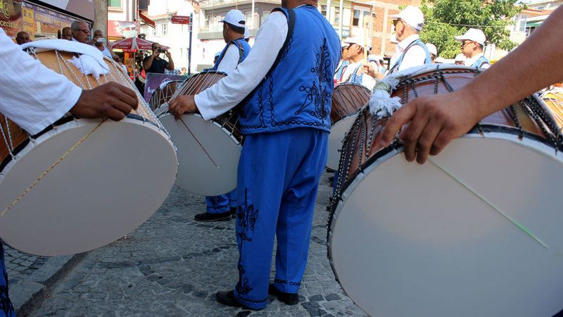 Aydın'da davul zurnayla eğlence yapan 8 kişiye 392'şer lira ceza