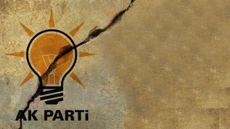 AK Parti Aydın'da istifa depremi