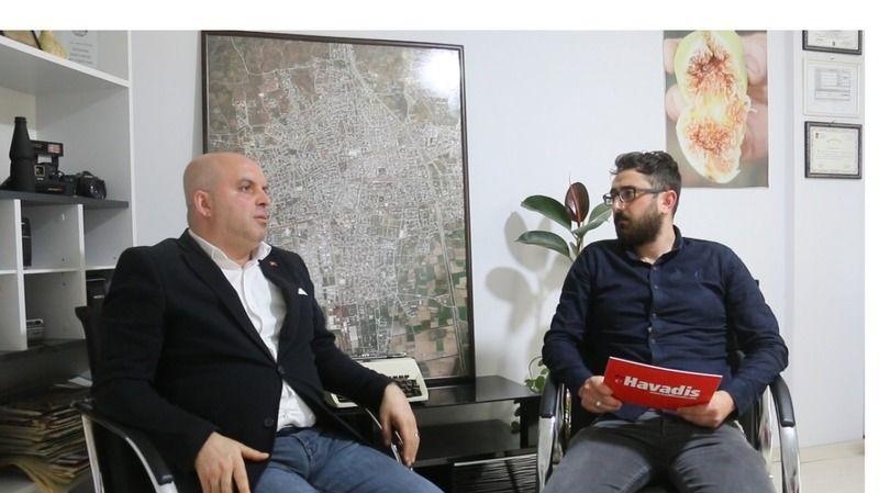 Nazilli Belediyespor Kulübü eski Başkanı Türker'den çarpıcı açıklamalar