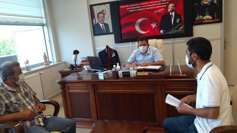 Aydın'da 99 kişi kendi işinin patronu oldu
