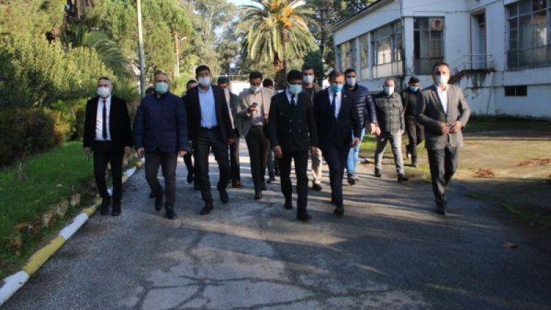 Sümerbank Basma Fabrikası eski günlerine geri dönüyor