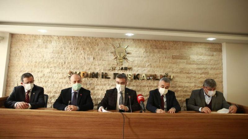 AK Parti Aydın kongreye Özmen'le gidiyor