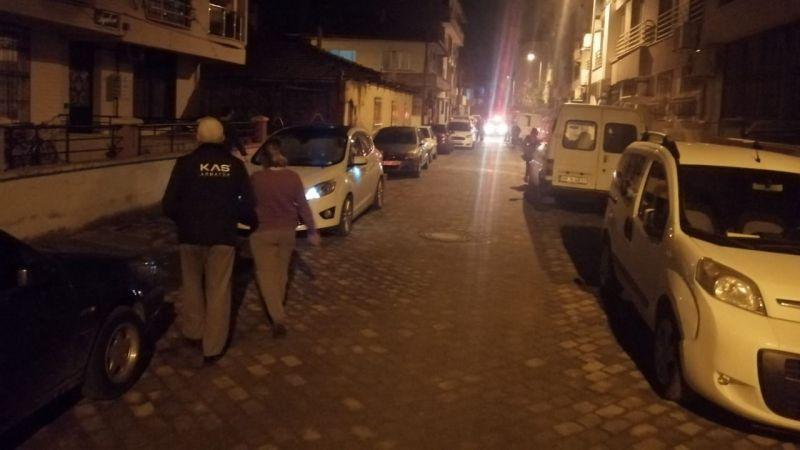 Nazilli'de 4 araca çarpıp olay yerinden kaçtı