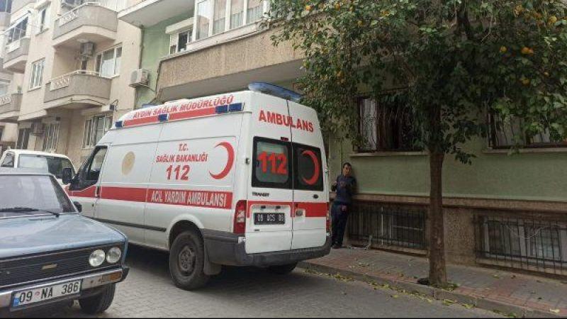 Nazilli'de yaşlı adam evinde ölü bulundu
