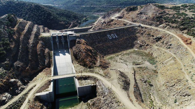 DSİ, Aydın'a son 18 yılda 13 baraj ve 8 gölet yaptı