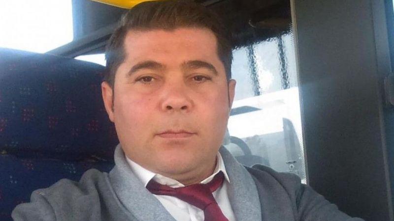 Aydın'da yere yığılan kişinin yardımına halk otobüsü şoförü koştu