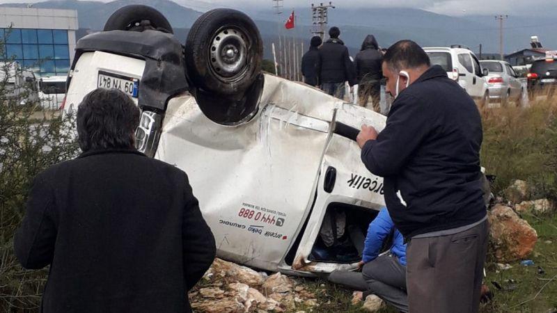 Aydın'da kaza: 1 ölü 1 yaralı