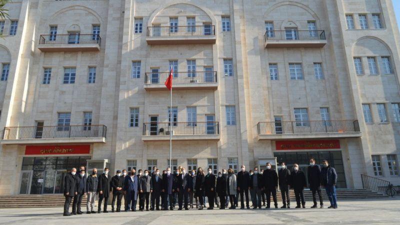 AK Parti Aydın milletvekili Savaş, Çine'de