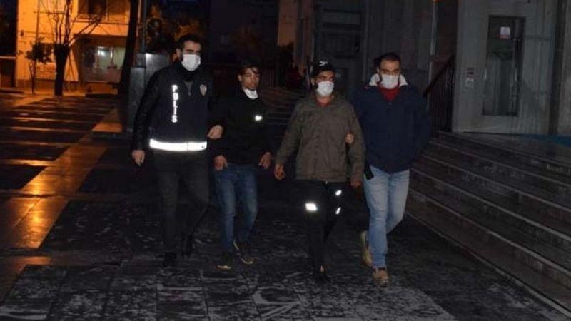 Aydın'da hırsızlar tutuklandı