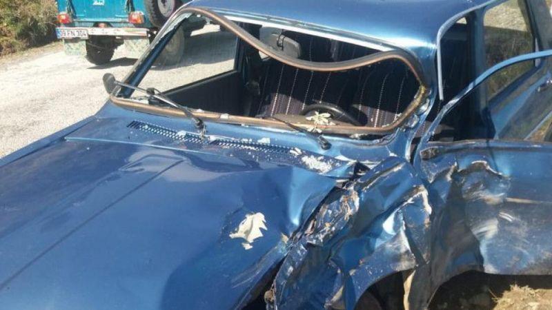 Aydın'da otomobil ağaca çarptı: 1 ölü