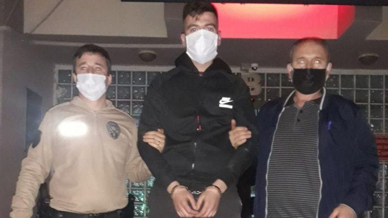 Aydın'daki uyuşturucu operasyonunda 1 kişi tutuklandı