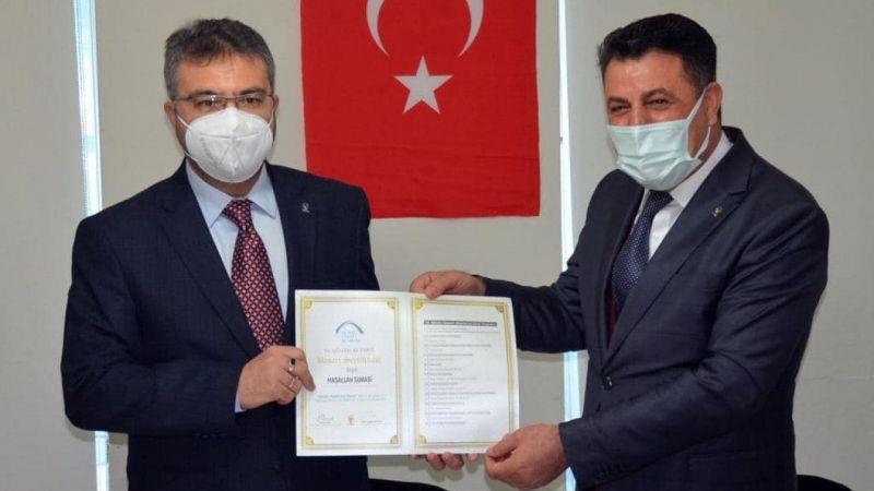 """AK Parti Aydın İl Başkanı Ömer Özmen'den """"yeni anayasa"""" açıklaması:"""