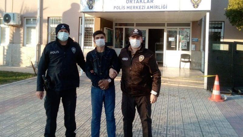 Aydın'da hırsızlık şüphelisi 1 kişi tutuklandı