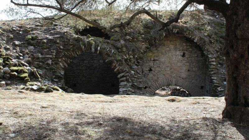 """Aydın'daki Mastaura Antik Kenti'nde toprak altında """"arena"""" ortaya çıktı"""