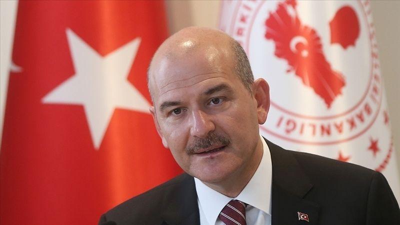 İçişleri Bakanı Soylu: Murat Karayılan'ı yakalayıp bin parçaya bölmezsek bu millet ve şehitlerimiz yüzümüze tükürsün