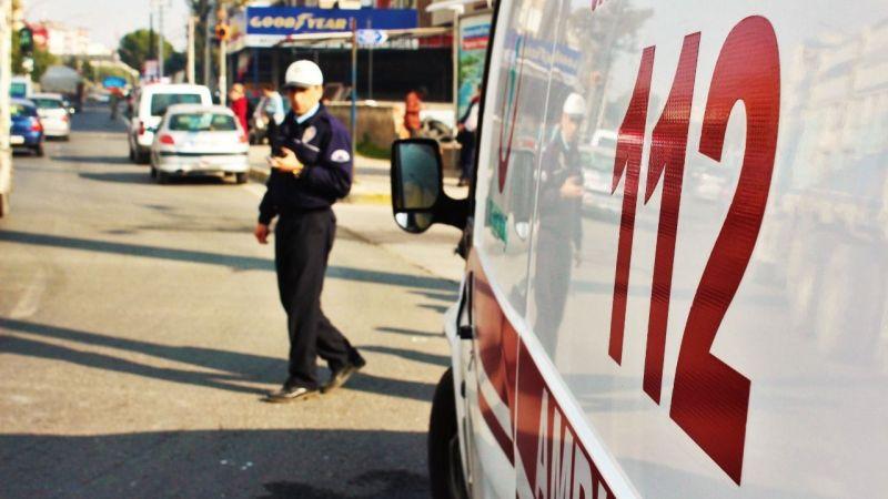 Nazilli'de kaza: 1 yaralı