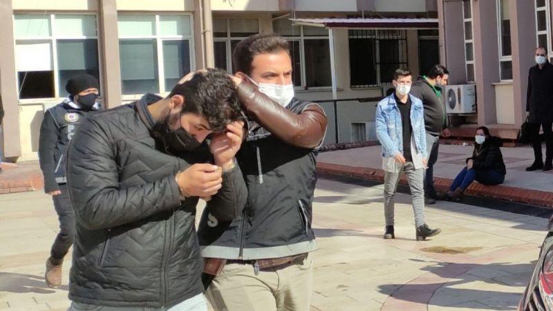 Aydın'da düzenlenen uyuşturucu operasyonunda 2 kişi yakalandı