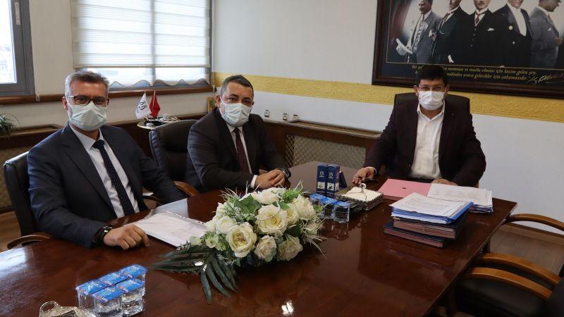 Başkan Özcan'dan 4 mahalleye müjde