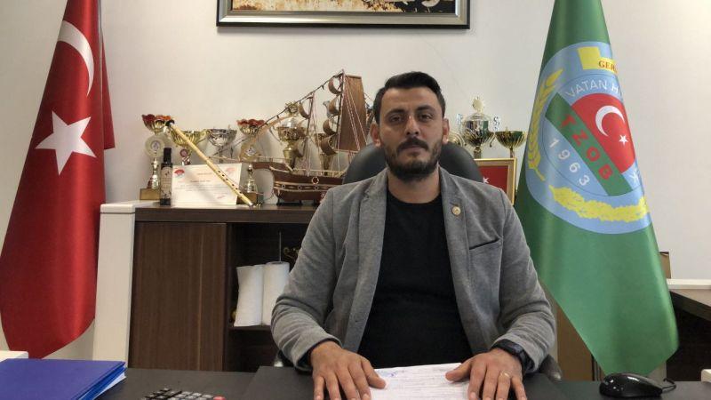 Aydın'da kuraklığa karşı ayçiçeği tarımı önerisi