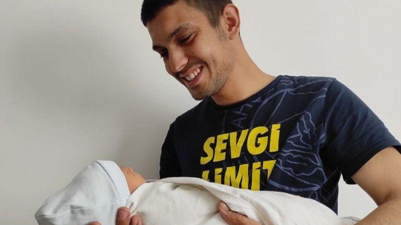 Karacasu Belediyesi Basın Danışmanı Türkan baba oldu