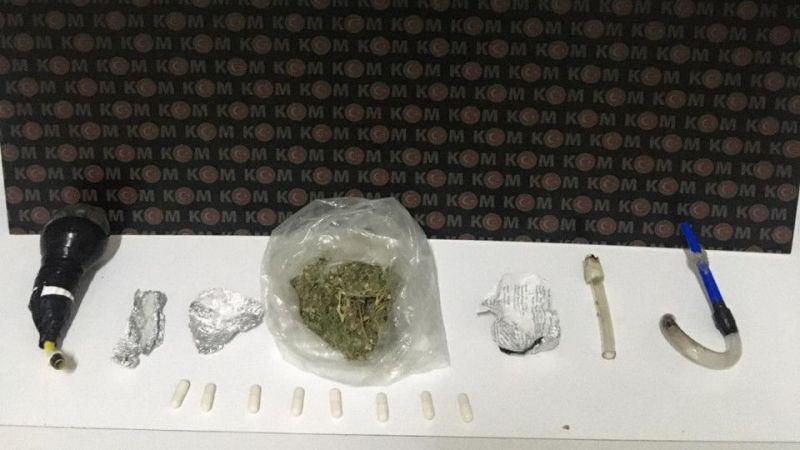 Aydın'da uyuşturucu operasyonu: 1 kişi tutuklandı