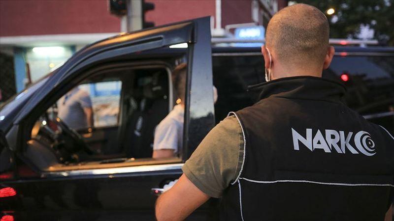 Nazilli'de çok sayıda adrese narkotik operasyonu