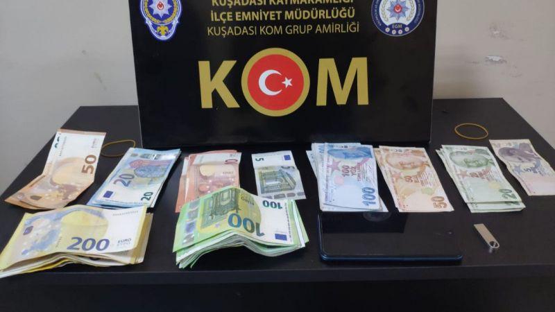 Aydın'da yurt dışına kaçma hazırlığında olan 2 FETÖ şüphelisi yakalandı