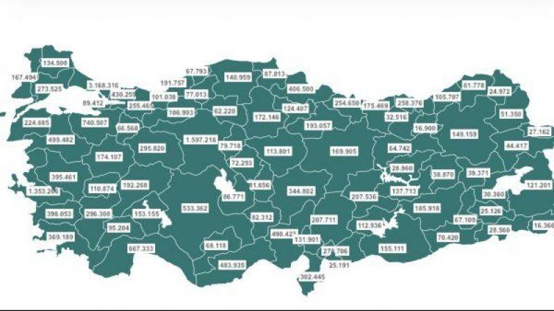 Aydın'da uygulanan aşı sayısı açıklandı