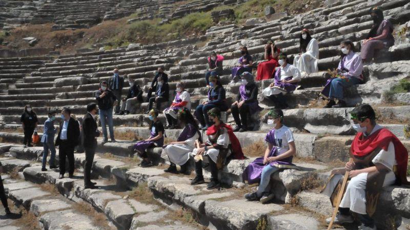 Nysa, Çocuk Bayramı ve Turizm Haftası etkinliklerine ev sahipliği yaptı