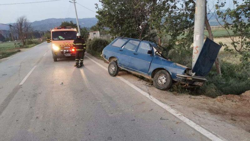 Aydın'da ölümlü kaza