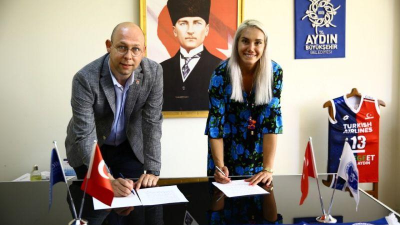 Aydın Büyükşehir'e yeni transfer