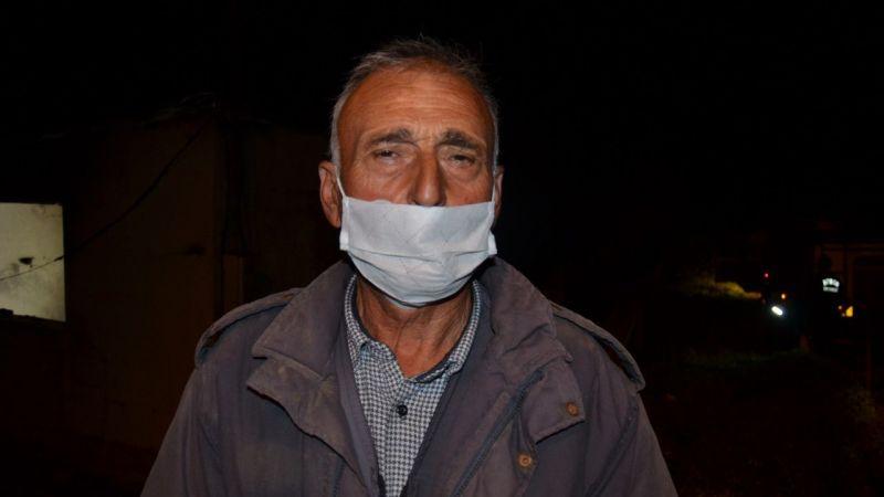Aydın'da çıkan yangında bir kişi öldü