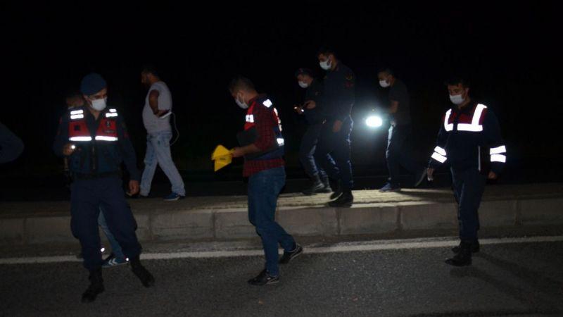 Aydın-İzmir kara yolunda ceset bulundu