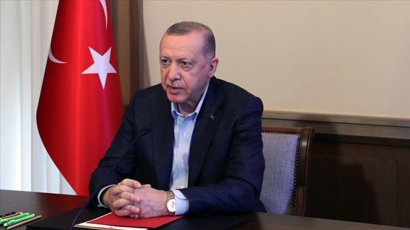 Cumhurbaşkanı Erdoğan: Normalleşme takvimimizi uygulamaya başlıyoruz