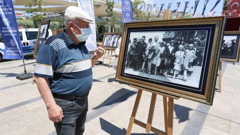 Aydın Büyükşehir'den 19 Mayıs sergisi