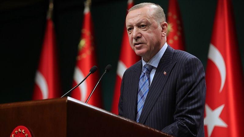 Cumhurbaşkanı Erdoğan'dan esnafa destek