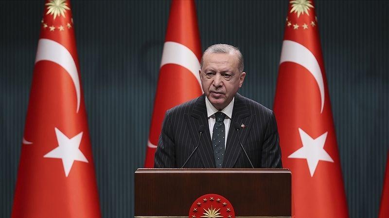 Erdoğan'dan esnafa yeni destek