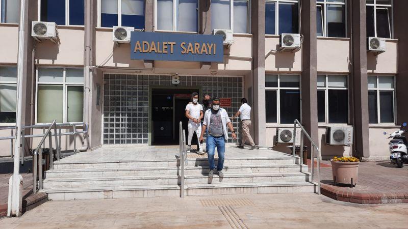 Aydın'daki uyuşturucu operasyonu