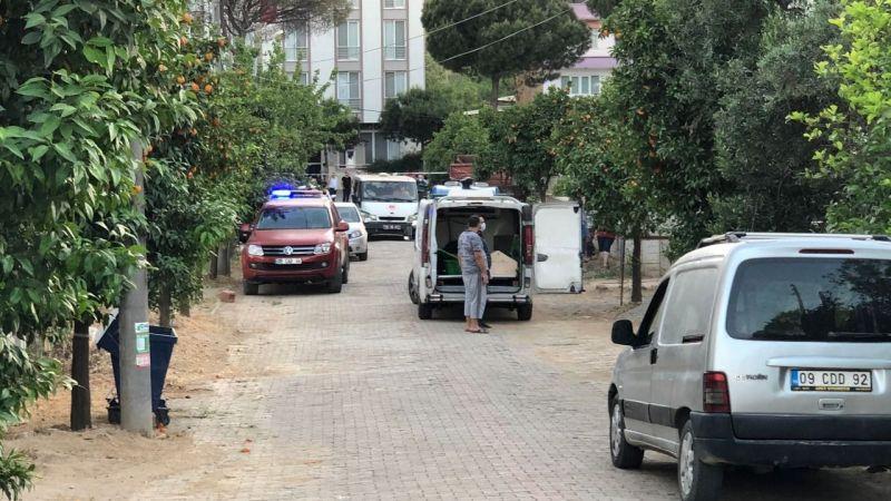 Nazilli'de 1 kişi ölü olarak bulundu