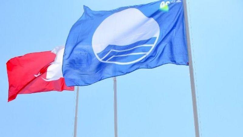 Aydın plajları mavi bayraklı