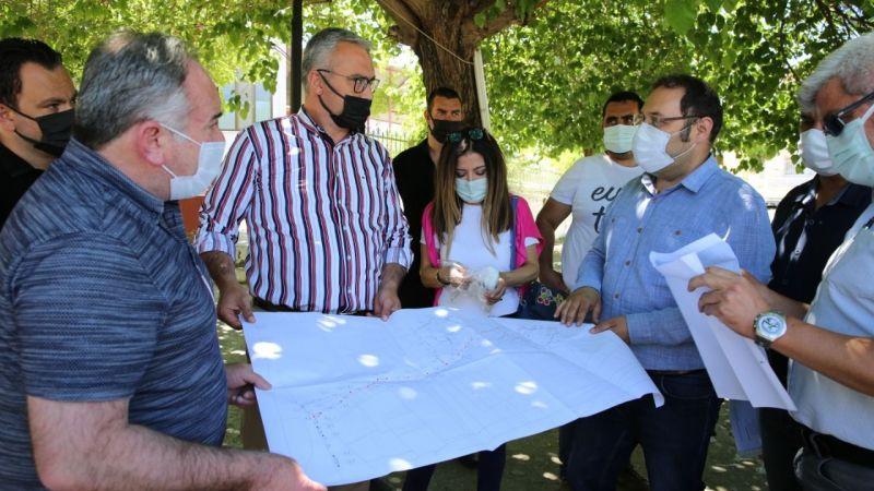 ASKİ'den 15 milyon liralık altyapı yatırımı