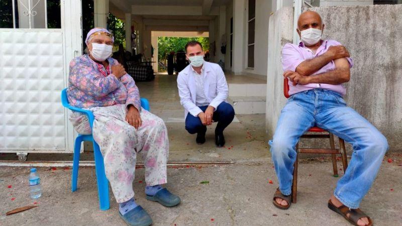Aydın'da aşı ikna timleri iş başında