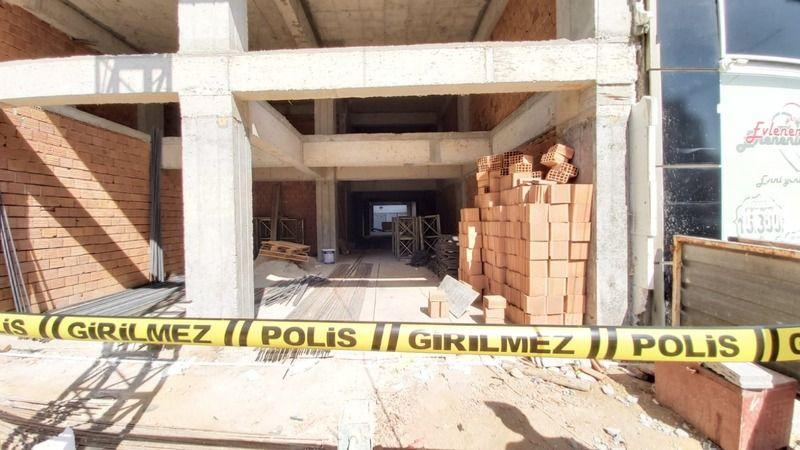 Nazilli'de iş kazası: 1 ölü
