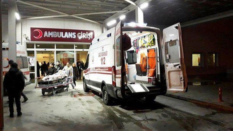 Nazilli'de polis silahla kendini vurdu